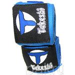Takeshi Fightgear Бинты боксерские 4м Takeshi FG синие