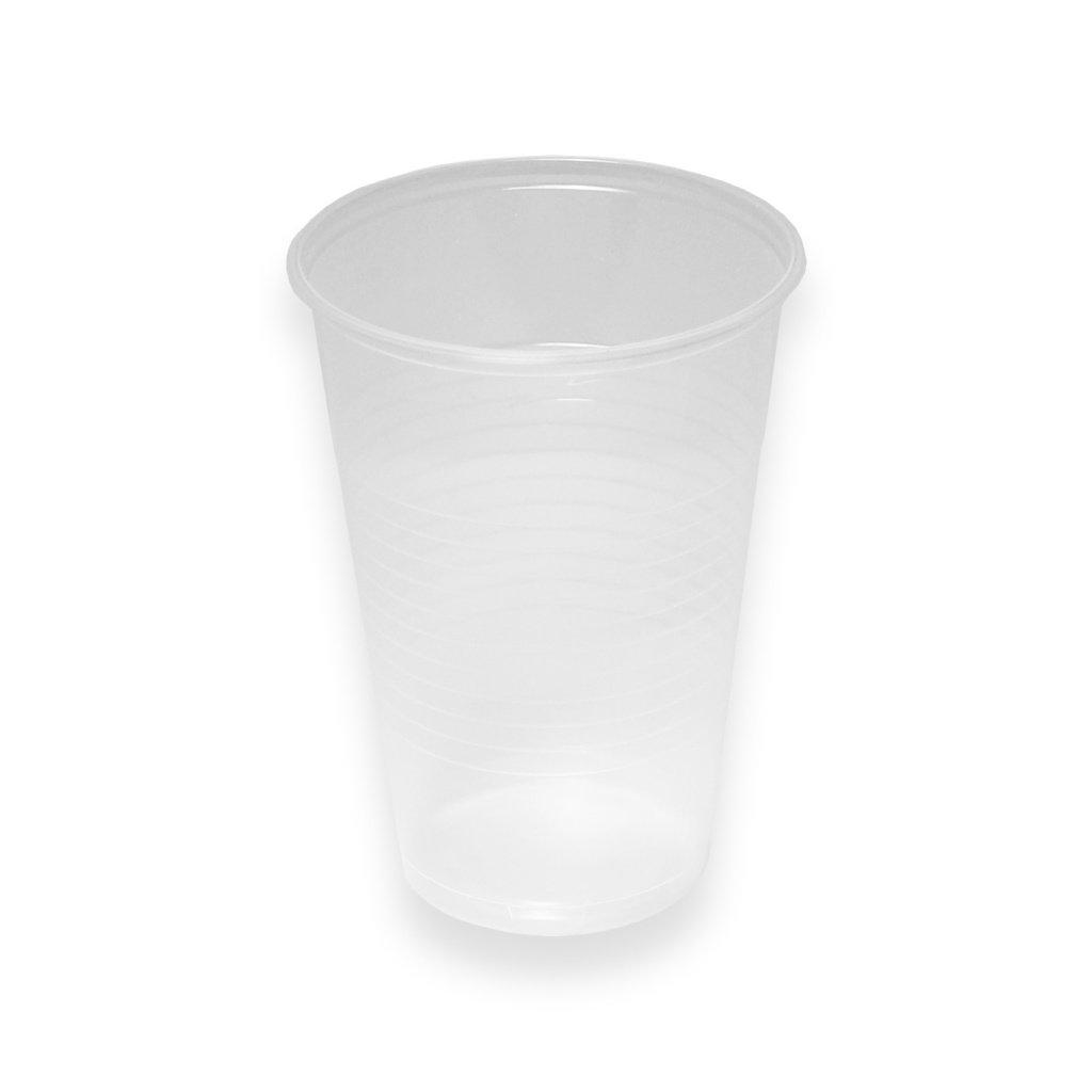 Одноразовые стаканы, упаковка 200 шт.