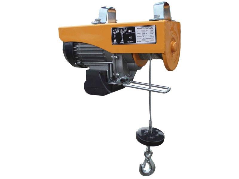 Тельфер электрический 125 кг 12 м MAGNUS-PROFI МЕН-125/250