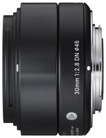 Объектив Sigma Micro 4/3 AF 30 mm F/2.8 DN ART for Micro Four Thirds Black