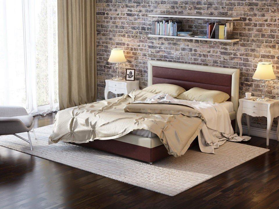 Кровать Орматек Life Box 2 с боковым п/м 180x195 см