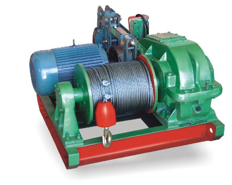 Лебедка электрическая 3000 кг 200 м MAGNUS-PROFI JK-3