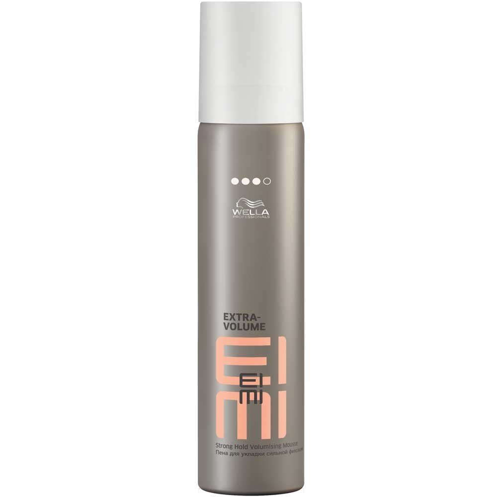 WELLA Пена сильной фиксации для укладки волос / EXTRA VOLUME EIMI 75 мл