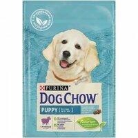 Dog Chow Puppy & Junior Lamb & Rice 14 кг