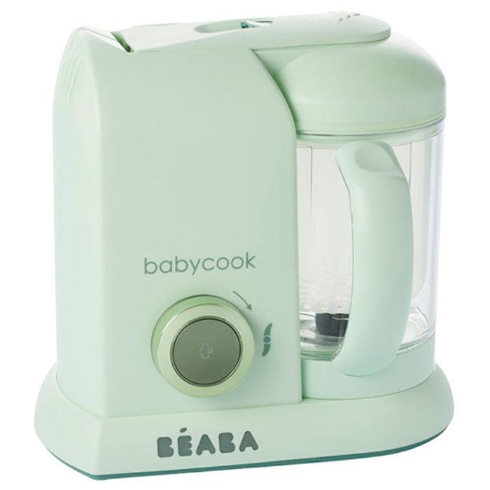 Блендер-пароварка Beaba Babycook Macaron Jade Green 912607