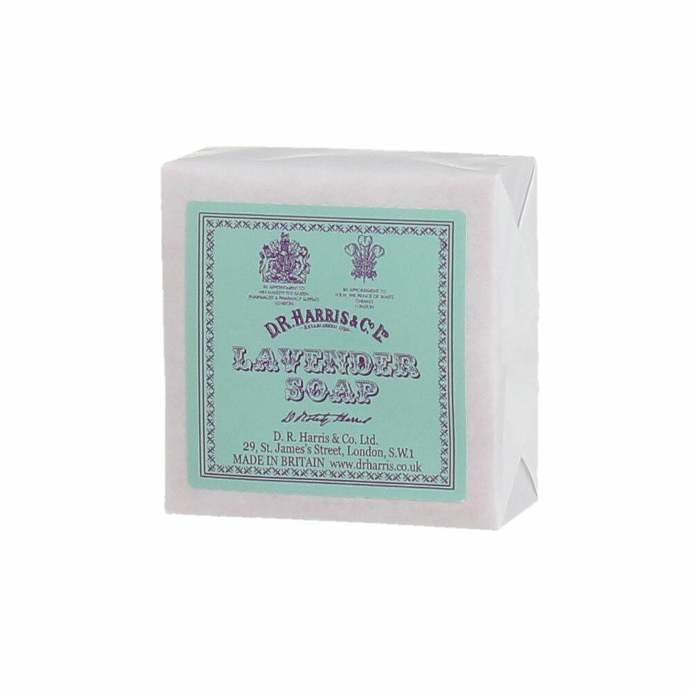 Мужское мыло D. R. Harris Lavender, миниатюра, 40 гр