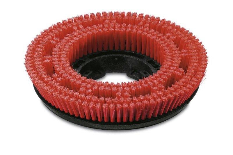 Дисковая щетка 550мм средняя красная универсальная Karcher 4.905-002.0