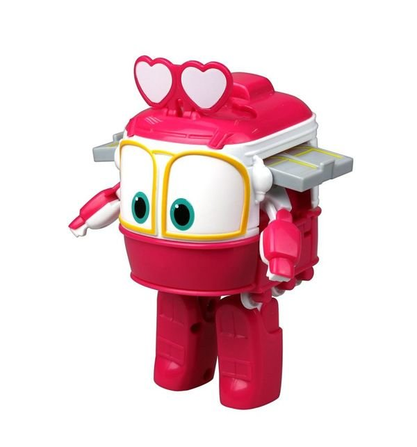 Игрушка ROBOT TRAINS Трансформер Сэлли