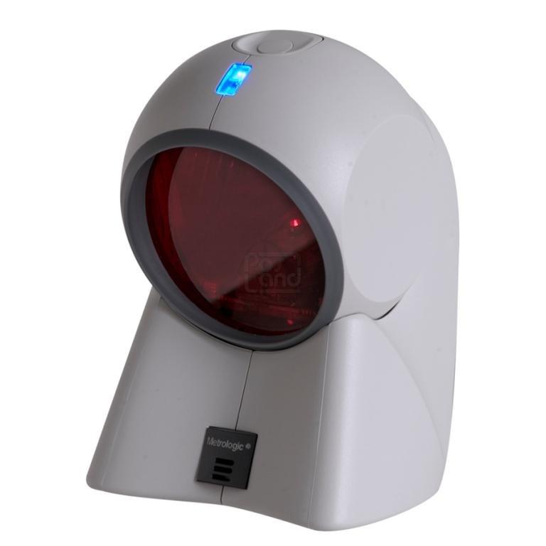 Сканер Honeywell MS7120 Orbit; 1D, серый; KBW KIT: кабель, блок питания, MK7120-71C47
