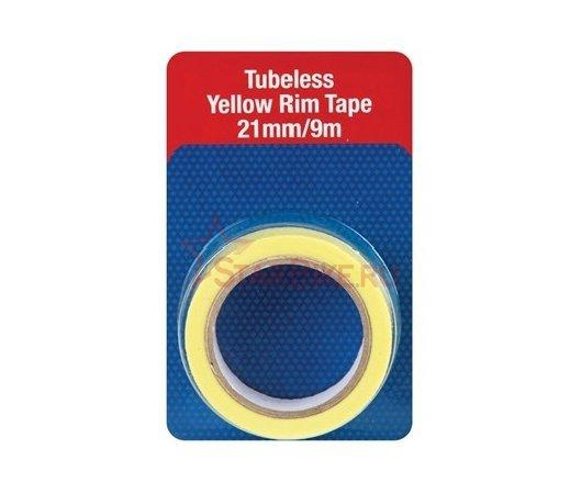 Бескамерная ободная лента Joe's No-Flats Rim Tape 21 мм х 9 м
