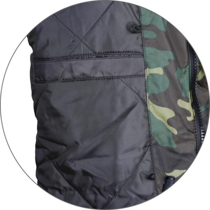 Камуфлированная зимняя куртка Splav «М4», цифровая флора оксфорд, размер: 56-58/176