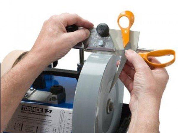 Насадка для заточки ножниц Tormek SVX-150