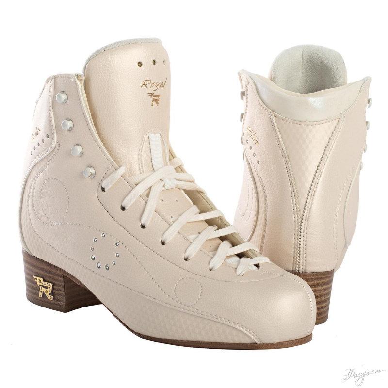 Ботинки фигурные risport royal elite