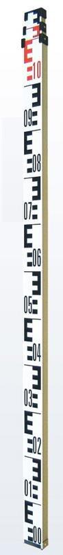 Рейка нивелирная телескопическая RGK TS-3 (3м)