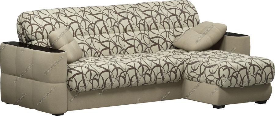 Аккордеон угол диван