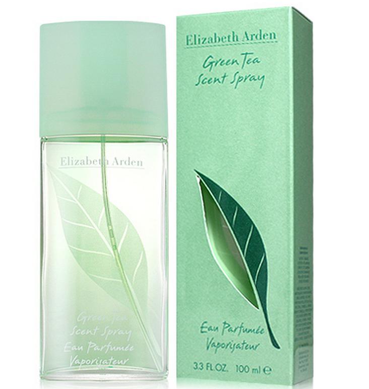 Парфюмированная вода ELIZABETH ARDEN GREEN TEA для женщин 100 мл.