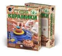 "Студия керамики ""Чайная церемония"" набор для творчества Фантазёр 218001ФН"