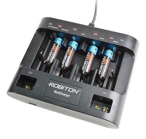 Зарядное устройство ROBITON MultiCharger