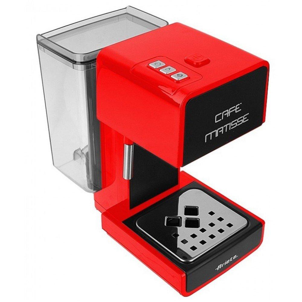 Рожковая кофеварка Ariete 1363 Matisse Красный