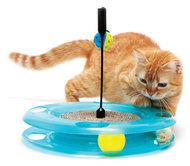 Kitty City Игрушка для кошек: Поле Чудес 31x31x6 см (400 г)