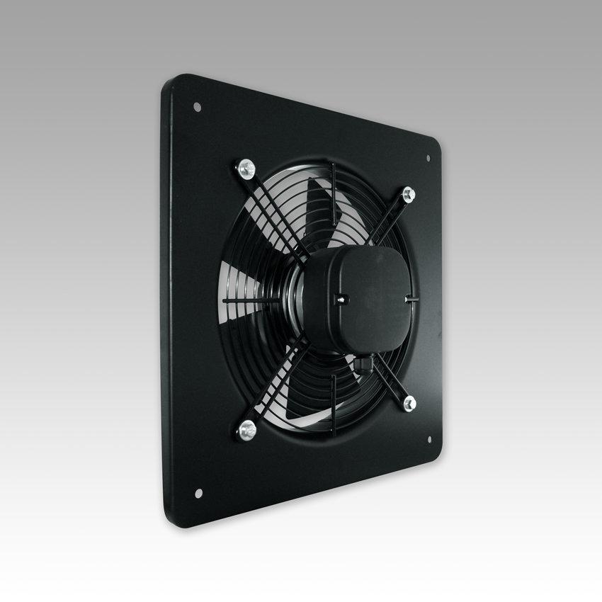 Осевой вентилятор низкого давления Эра Storm YWF4E 450 BB