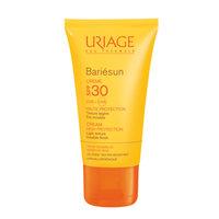 Uriage Солнцезащитный водостойкий крем SPF30 Барьесан 50 мл (Uriage, Bariesun)