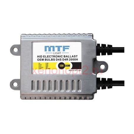 Блок розжига MTF light D4S/D4R 9-16V 35W