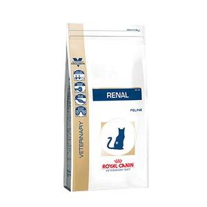 Лечебный корм для кошек Royal Canin (Роял Канин) Renal при хронической почечной недостаточности 0,5кг