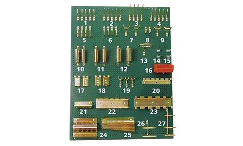 Держатели инструмента для инструментальной анели Kamasa-Tools K 5101