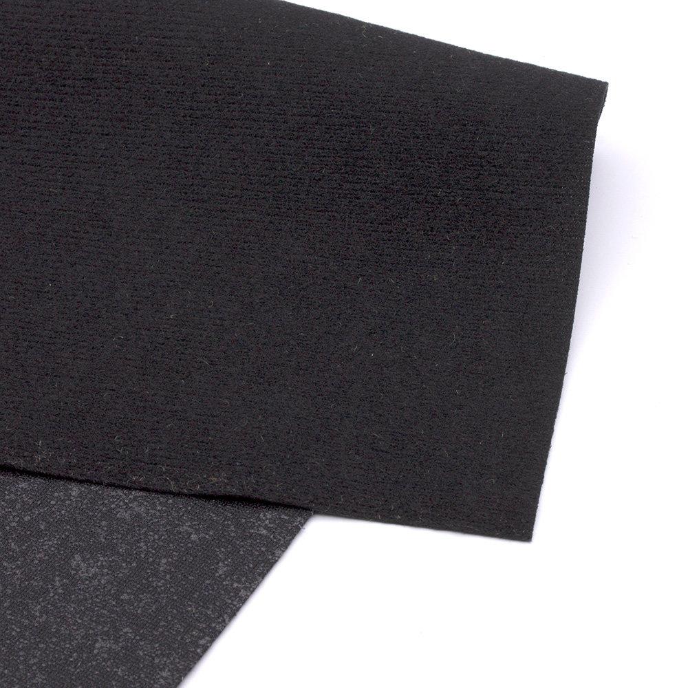 Стигис-ткань (велкро), цвет черный
