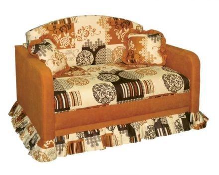 Джульетта арт. 10104, диван кровать