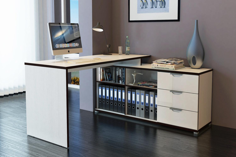 схемы компьютерных столов с размерами