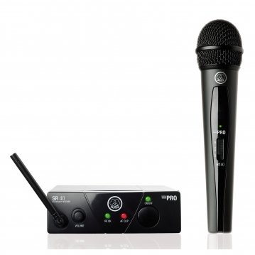 Радиосистема AKG WMS40 Mini Vocal Set (ISM1)