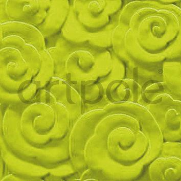 Фэшн панели Artpole 3D Фэшн панель Lucky Cloud 600x600 мм цвет светло-зеленый G-43 пантон 583C