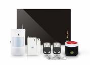 Беспроводная охранная (пожарная) GSM сигнализация Страж Pro2 для дома, кватриры, дачи, коттеджа