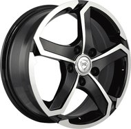 Колесный диск NZ SH665 6.5x16/5x108 D63.3 ET50 Черный - фото 1