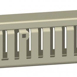 Кабельные каналы Кабель-канал 50х75х2000 мм, серый (1упак-8 шт.) Schneider Electric