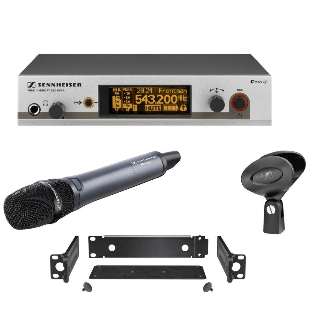 Sennheiser EW 335-G3-A-X - вокальная радиосистема Evolution, UHF (516-558 МГц)