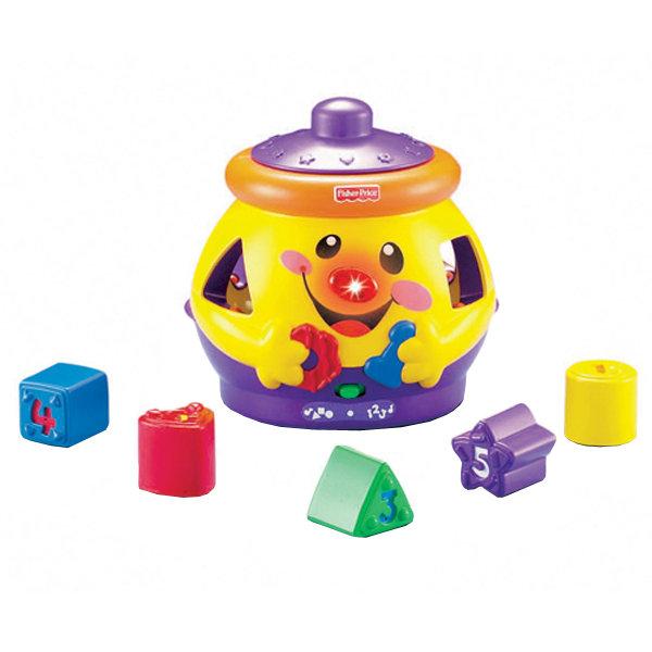 Развивающие игрушки для малышей Mattel Fisher-Price K2831 Фишер Прайс Волшебный горшочек