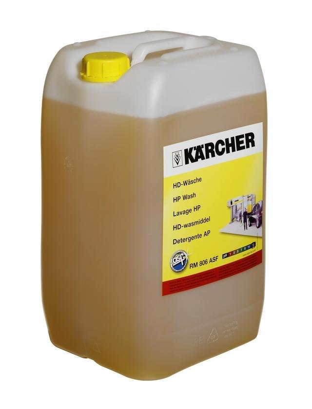 Автошампунь для мойки Karcher Автошампунь rm806 5л (6.295-504.0)