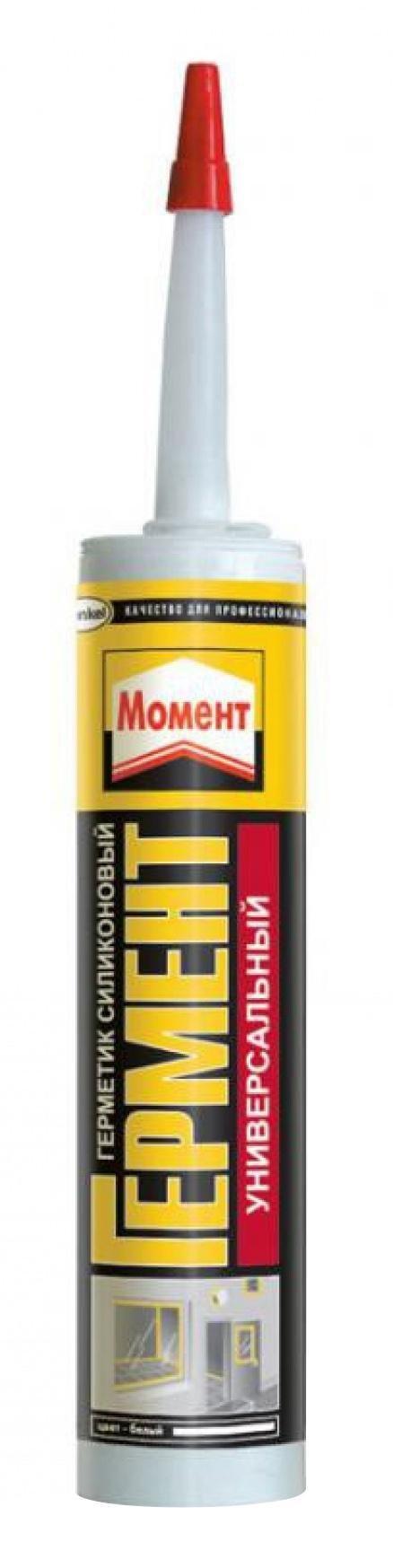 Герметик силиконовый Henkel Момент гермент Силиконовый Универсальный