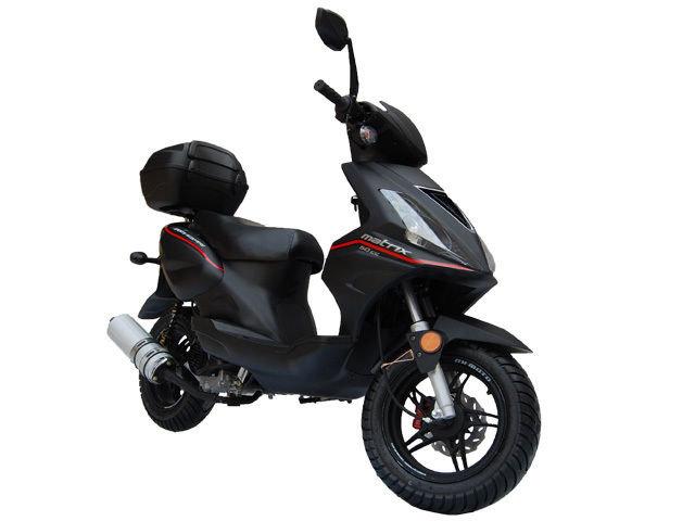 Скутеры GX Moto Matrix 150