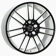 Колесные диски X-RACE AF-06 W+B 7x18 5x114,3 ET50 d64,1 - фото 1