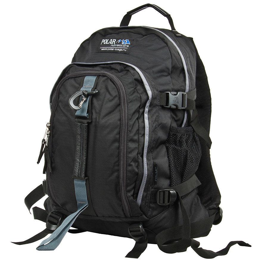 Рюкзак Polar П3955 27 черный