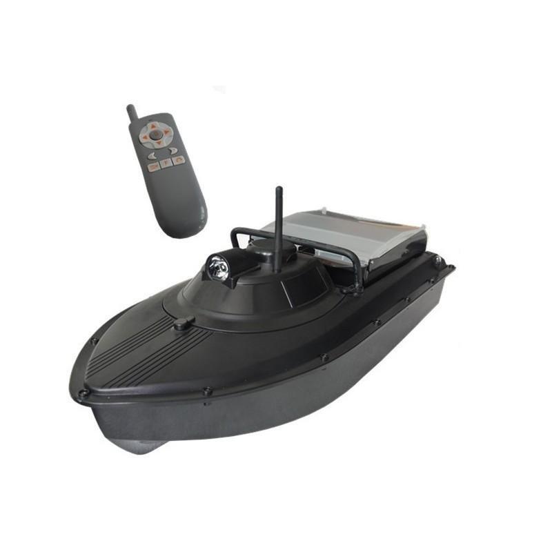 Прикормочный кораблик с эхолотом и GPS: дайте два