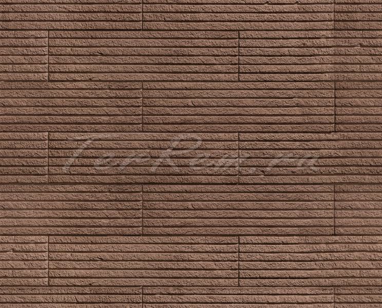Искусственный камень Kamrock Каменный город Темно-коричневый 13170