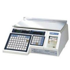 Весы с печатью этикеток CAS LP 15 v.1.6