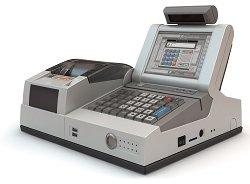 фискальные регистраторы, ккт штрих-м штрих-м / LM107033 / контрольно-кассовая машина штрих-lightpos-к 001 (с ик-детектором, полный комплект)