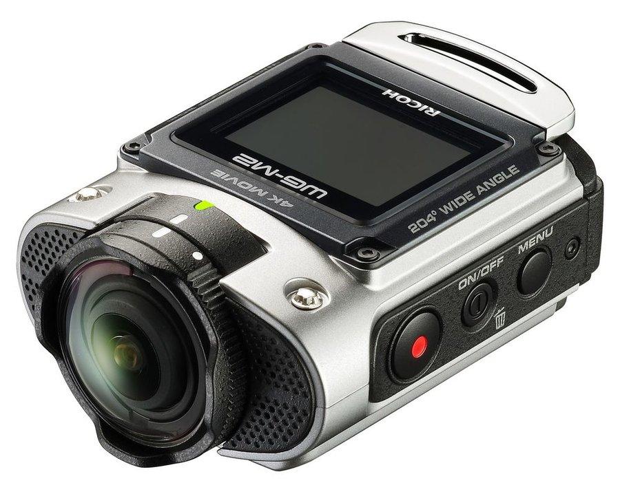 Компактные и системные фотокамеры Ricoh WG-M2