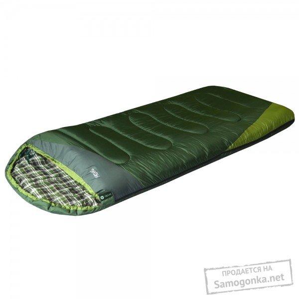 Спальный мешок туристический PRIVAL Степной XL, для похода